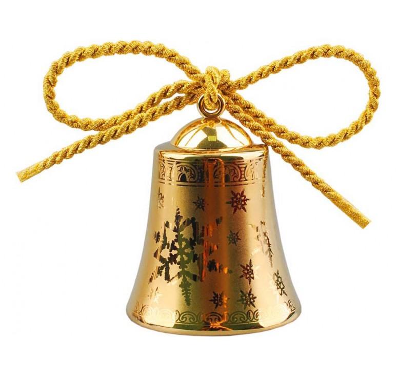 VIP Рождественский колокольчик «Gold»
