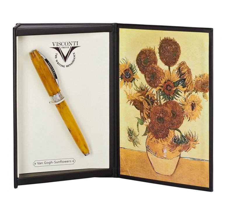 VIP Ручка роллер «Van Gogh - Sunflowers»
