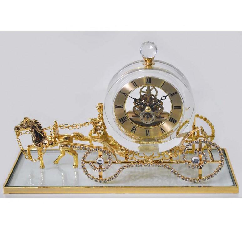 VIP Интерьерные часы «Карета»