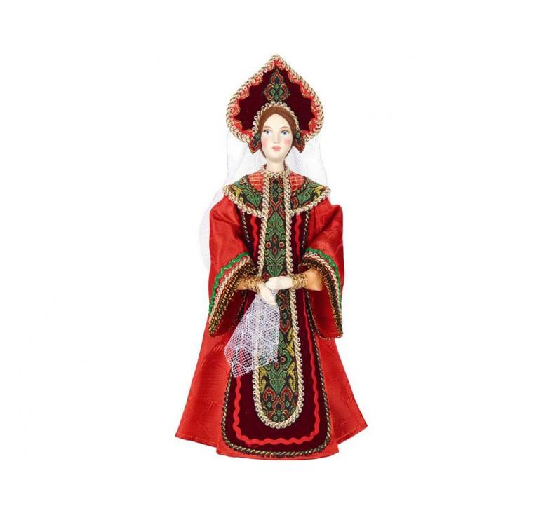 VIP Набор «Евдокия»: кукла, платок