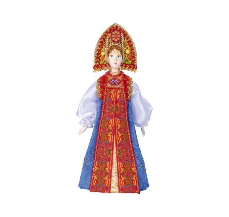 VIP Набор «Марфа»: кукла, платок