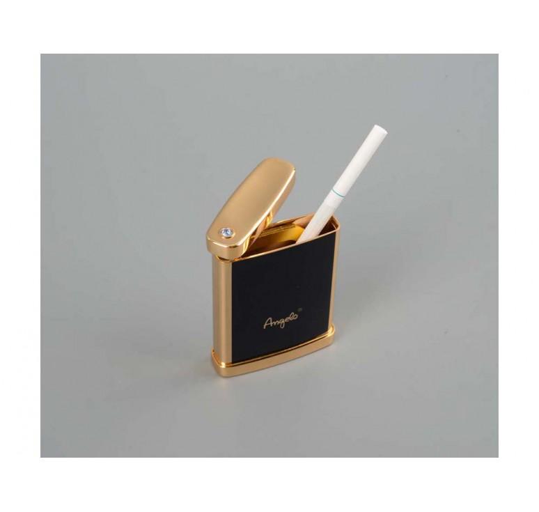 VIP Набор «Акра»: ручка-зажигалка, пепельница