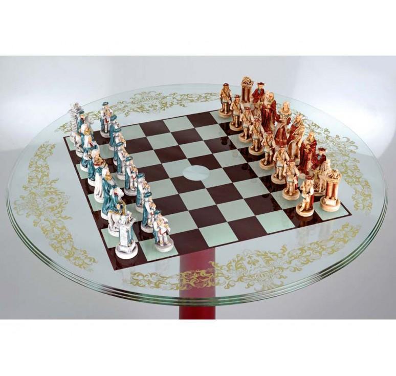 VIP Шахматы «Людовик XIV»