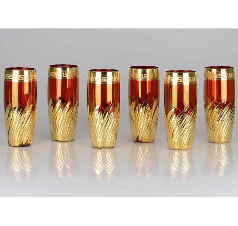 VIP Набор коктейльных стаканов «Вкус победы»
