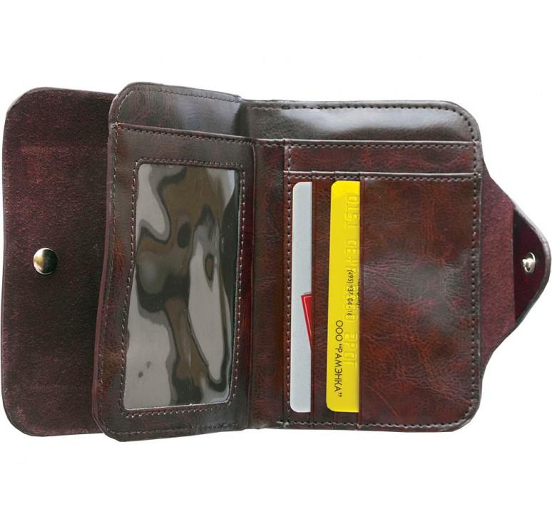 VIP Набор «Фрегат»: портмоне, часы карманные на подставке, нож для бумаг