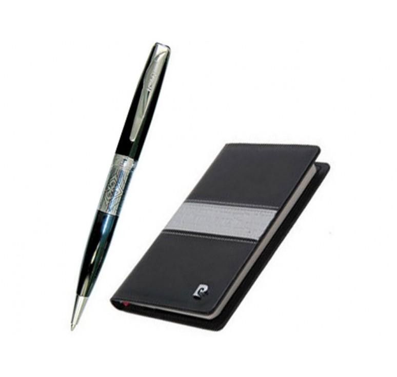 VIP Набор: ручка шариковая, записная книжка