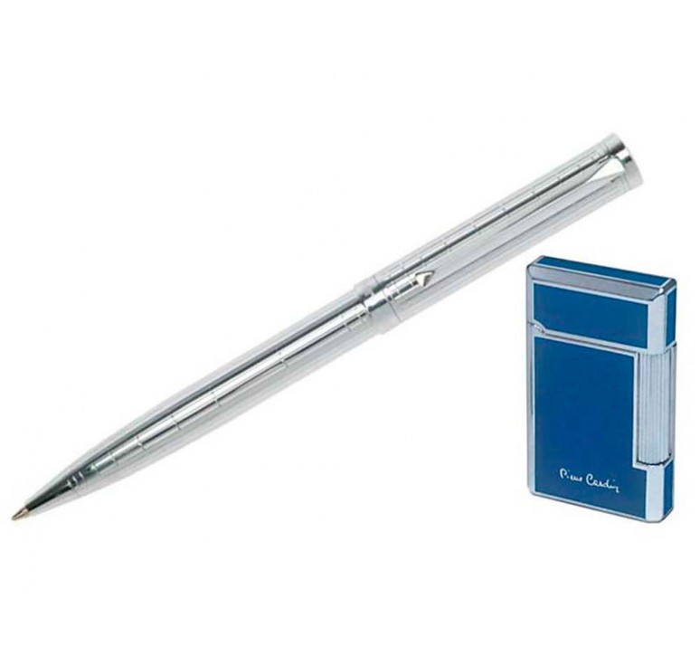 VIP Набор: ручка шариковая, зажигалка