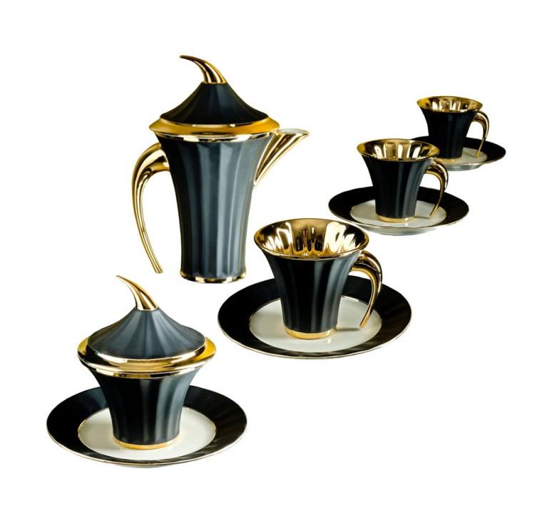 VIP Чайный сервиз на 6 персон «Antique Egypt»