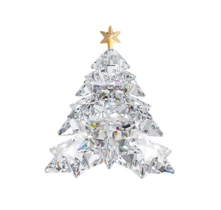 VIP Рождественская ёлка со сверкающей звездой