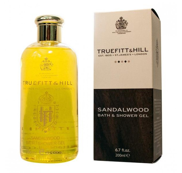 Sandalwood Гель для душа