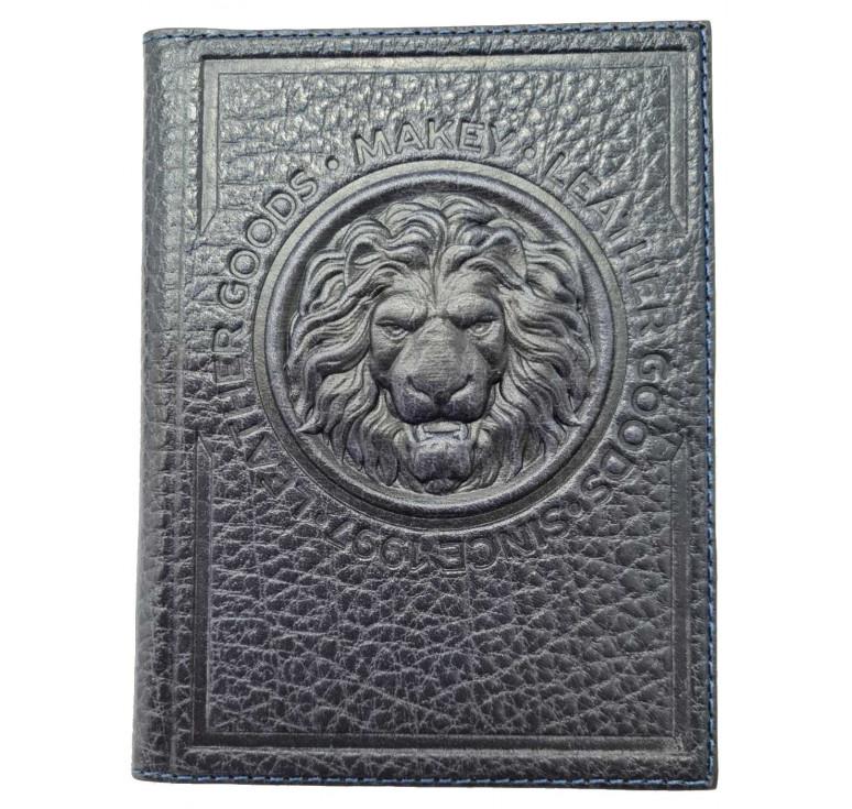 Обложка на паспорт   Royal   Синий