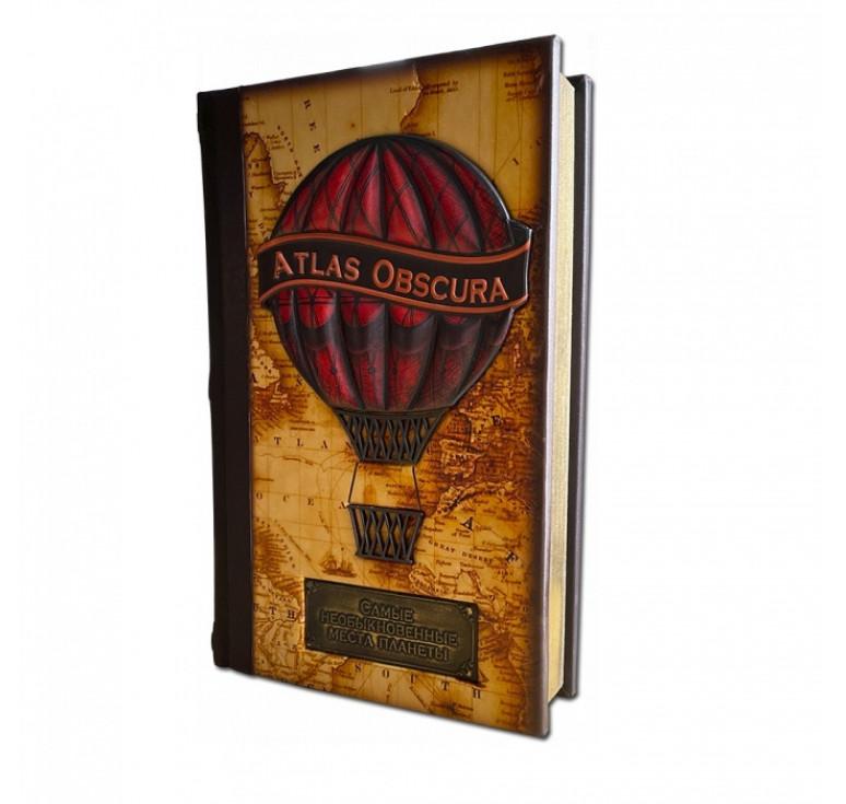 Самые необыкновенные места планеты. Atlas Obscura