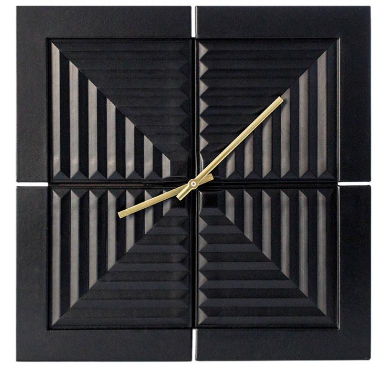 Часы | Черный
