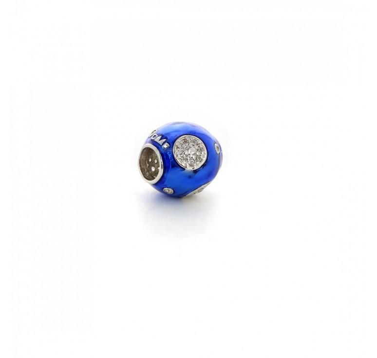 Перлина-подвеска «Сапфировый шар»