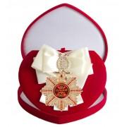Большой Орден  Лучший папа (белая лента)