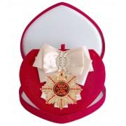 Большой Орден  Лучший папа (кремовая лента)