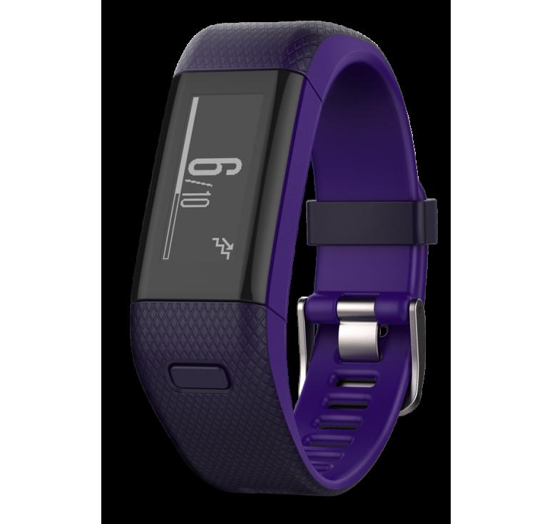 vivosmart HR+ фиолетовые