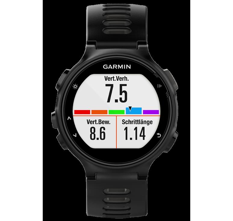 Forerunner 735XT HRM-Run черно-серые