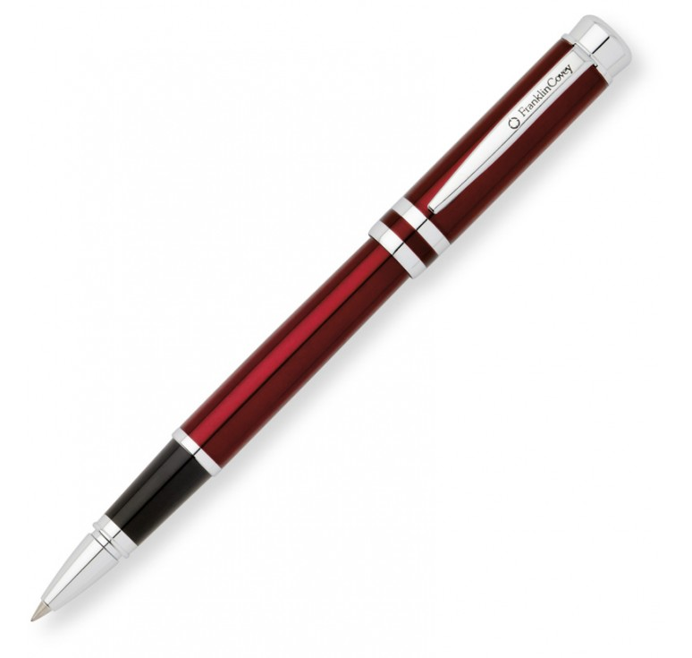 Ручка-роллер FranklinCovey Freemont. Цвет - красный.