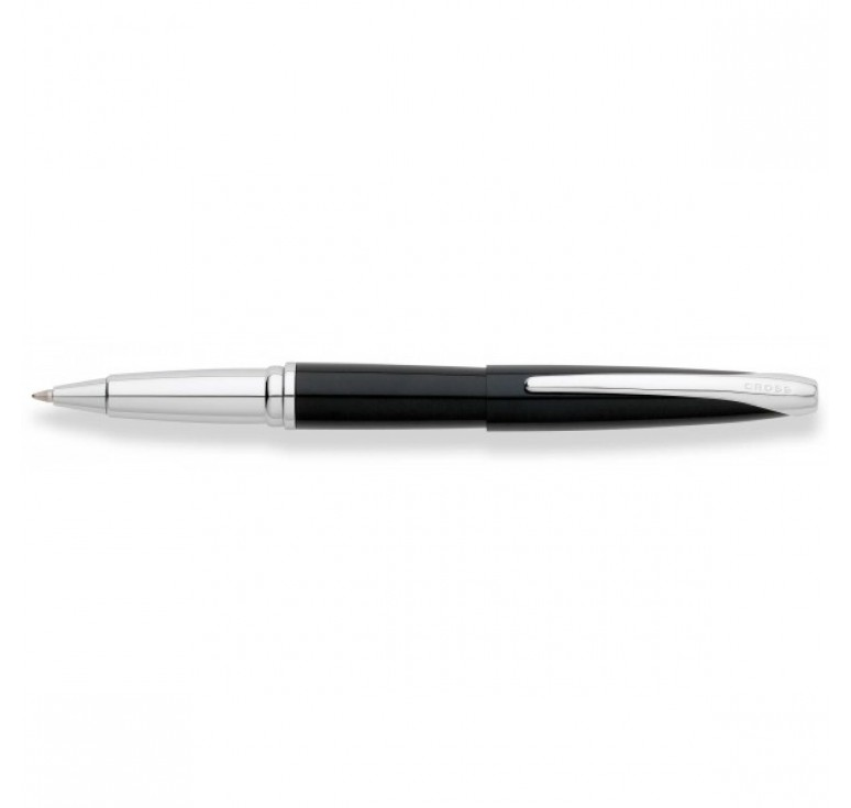 Ручка-роллер Selectip Cross ATX Цвет - черный/серебро