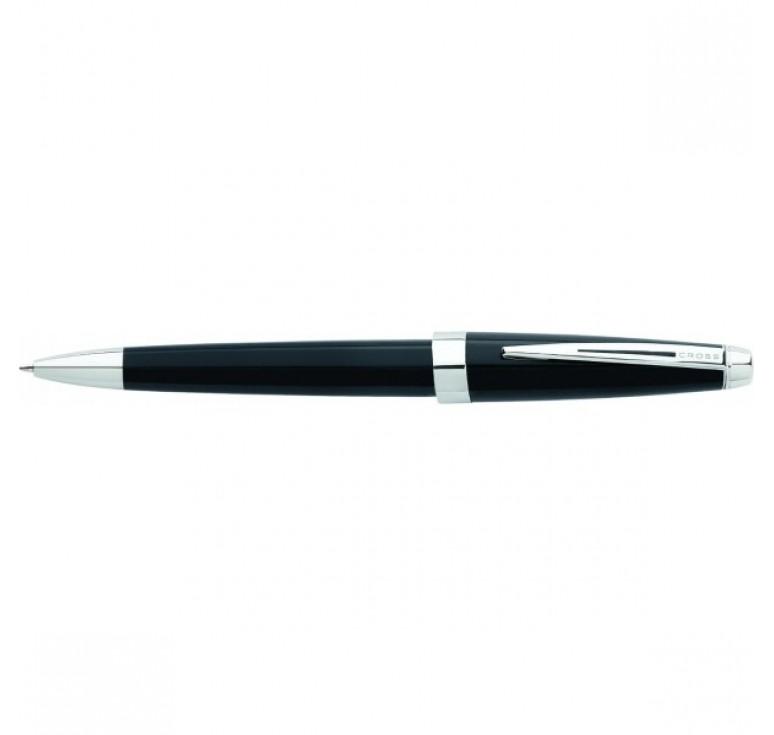 Шариковая ручка Cross Aventura. Цвет - черный.