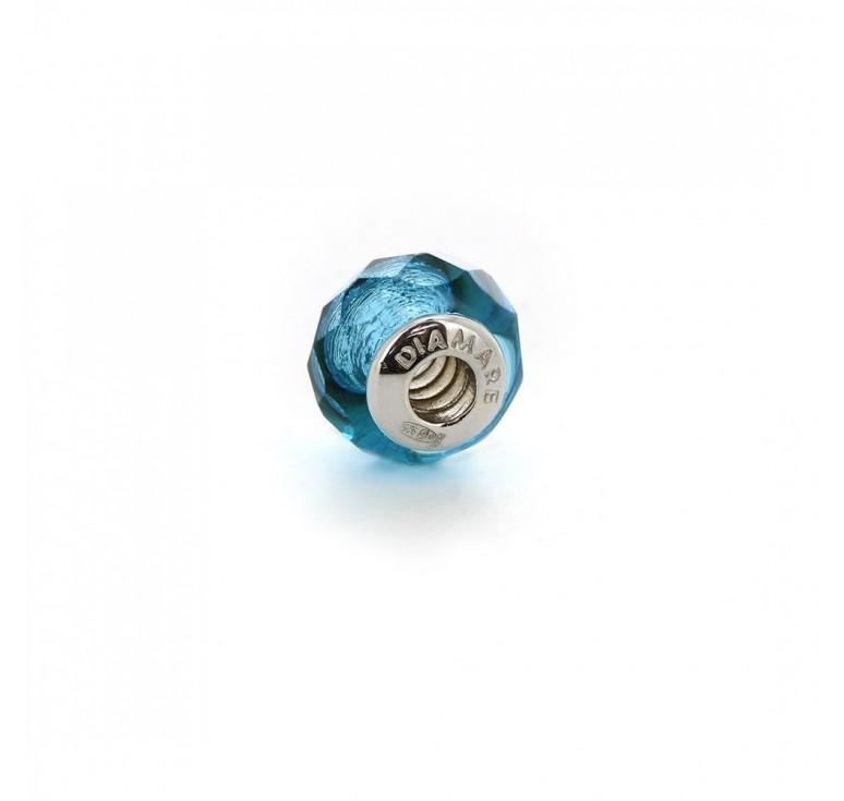 Подвеска-перлина  «Лазоревое небо»