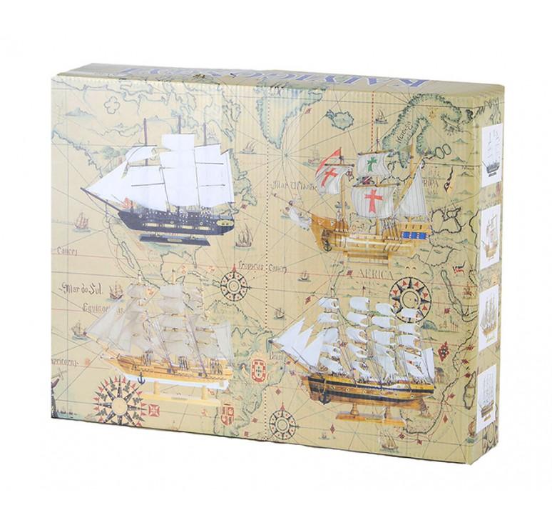 Корабль Бизнесмен(прибыли и процветания) 45см