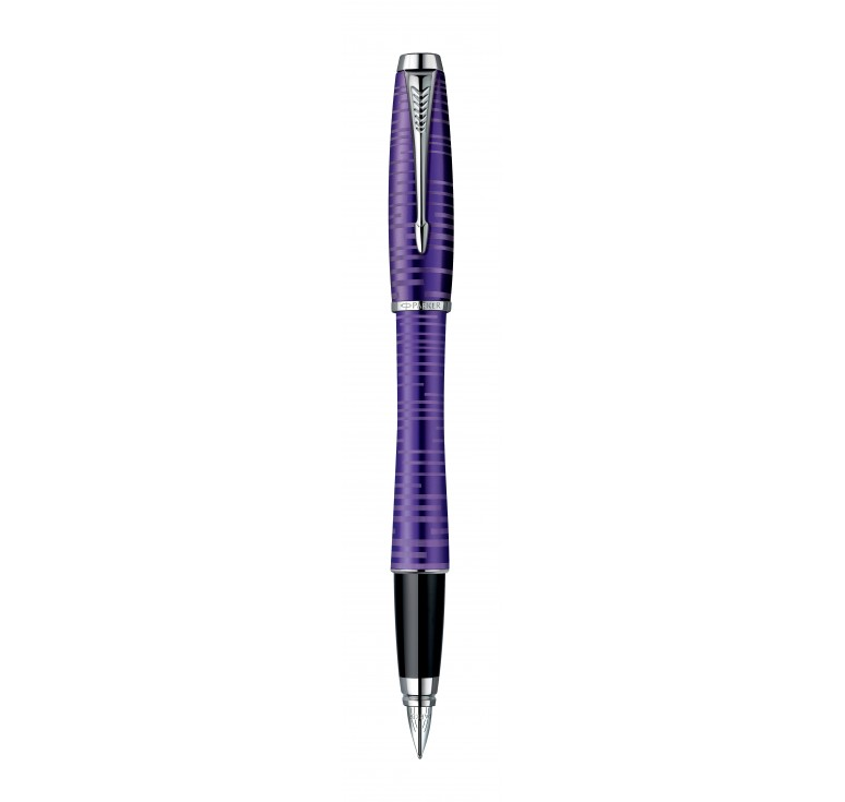 Перьевая ручка Parker Urban, цвет - аметистовый, перо - нержавеющая сталь