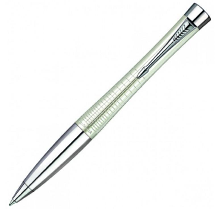 Шариковая ручка Parker Urban, цвет - жемчужный металлик