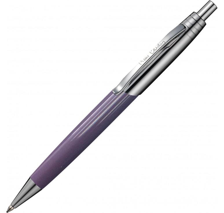 Шариковая ручка Pierre Cardin EASY,корпус латунь и лак.Детали дизайна-сталь и хром.Упаковка Е-2