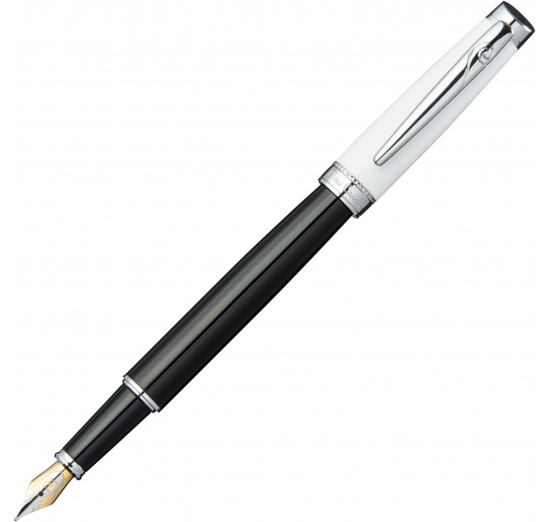 Перьевая ручка Pierre Cardin,LUXOR,корпус и колпачок - латунь и лак