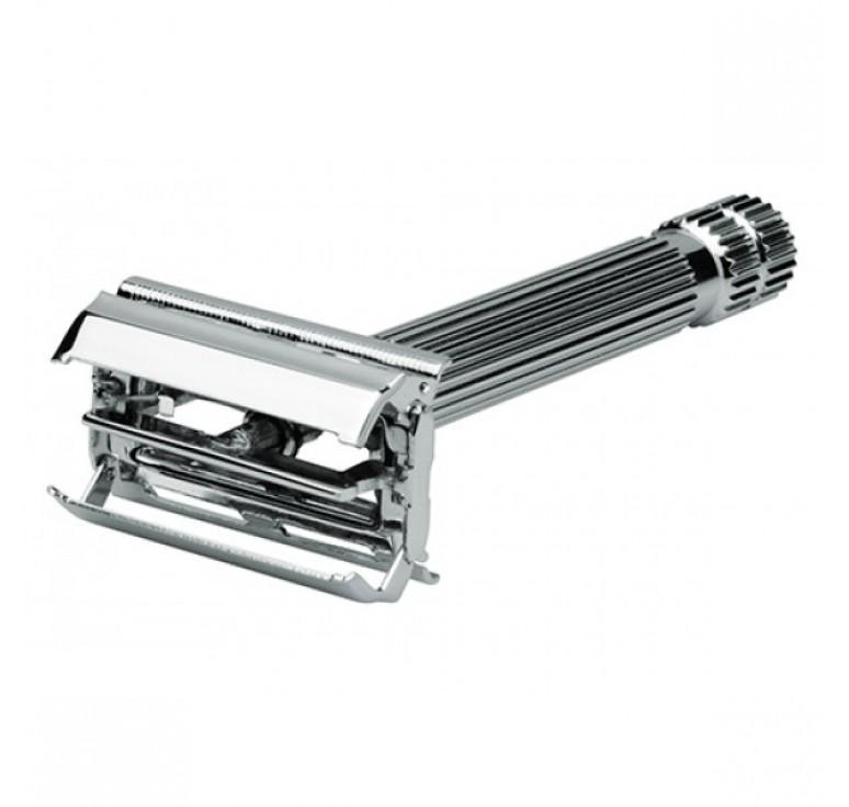 Станок для бритья Erbe, цвет хром, ручка хром