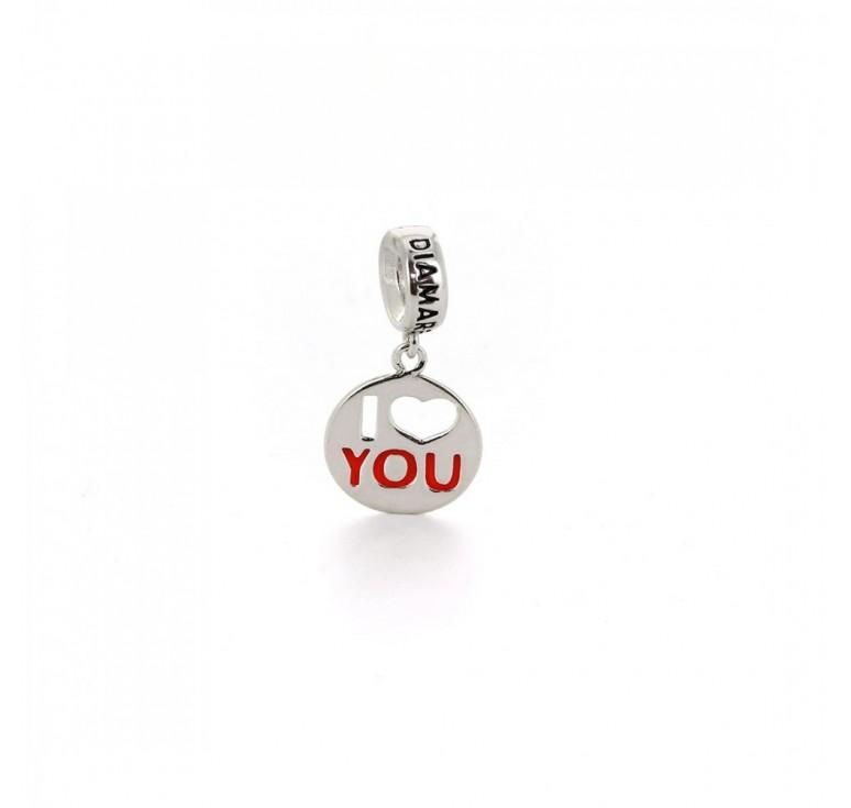 Подвеска-перлина «YOU»