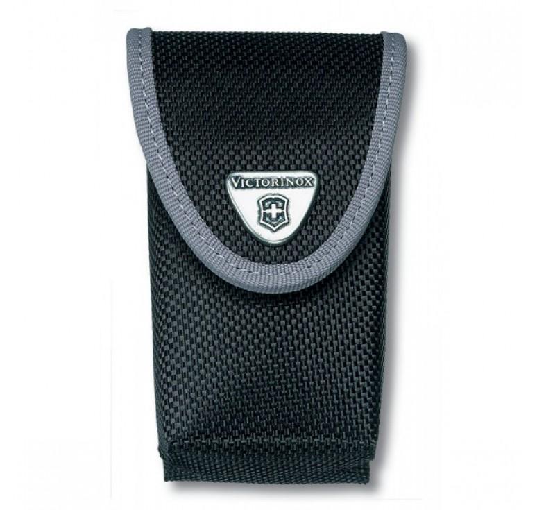 Чехол на ремень VICTORINOX для ножей 91 мм толщиной 5-8 уровня, нейлоновый, чёрный