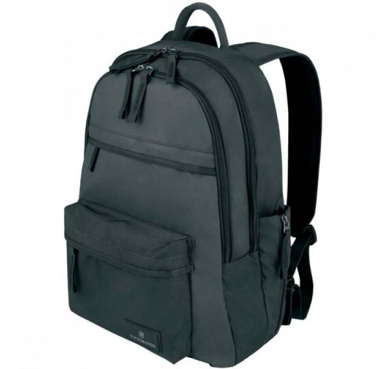 Рюкзак VICTORINOX Altmont 3.0 Standard Backpack, чёрный, нейлон Versatek™, 30x15x44 см, 20 л