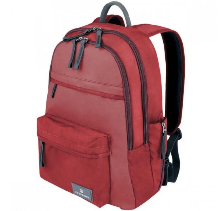 Рюкзак VICTORINOX Altmont 3.0 Standard Backpack, красный, нейлон Versatek™, 30x15x44 см, 20 л