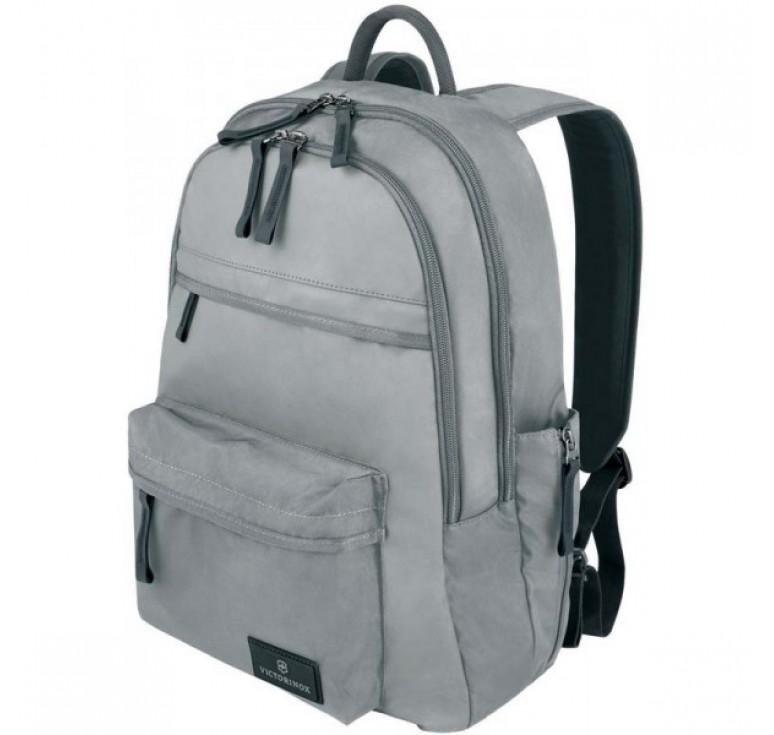 Рюкзак VICTORINOX Altmont 3.0 Standard Backpack, серый, нейлон Versatek™, 30x15x44 см, 20 л