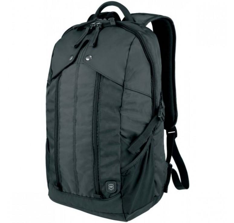 Рюкзак VICTORINOX Altmont 3.0 Slimline 15,6'', чёрный, нейлон Versatek™, 30x18x48 см, 27 л