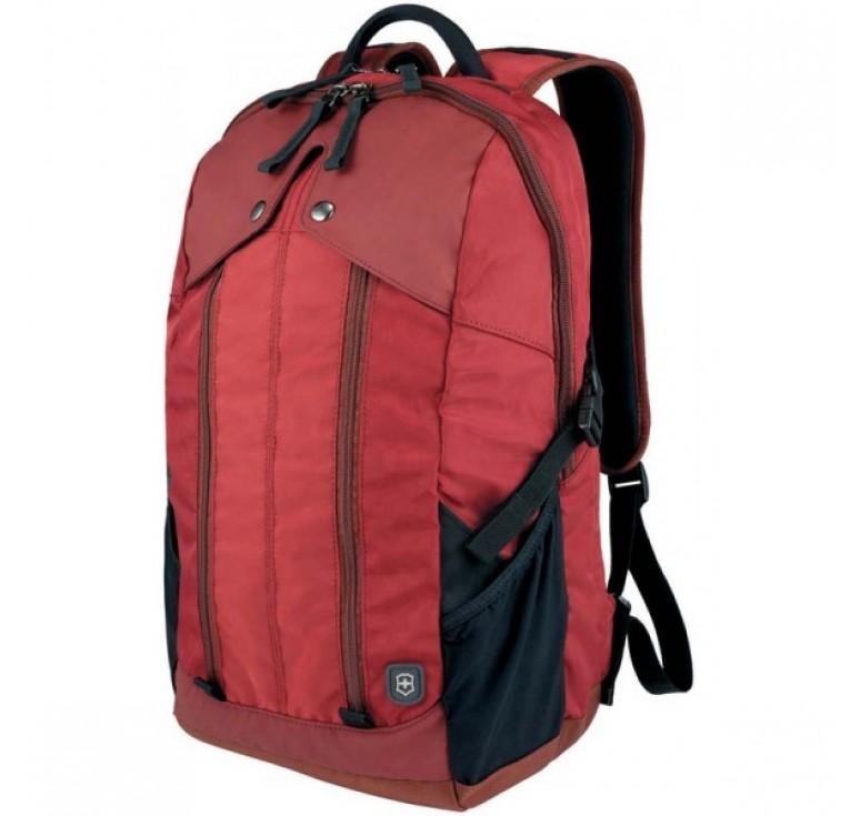Рюкзак VICTORINOX Altmont 3.0 Slimline 15,6'', красный, нейлон Versatek™, 30x18x48 см, 27 л