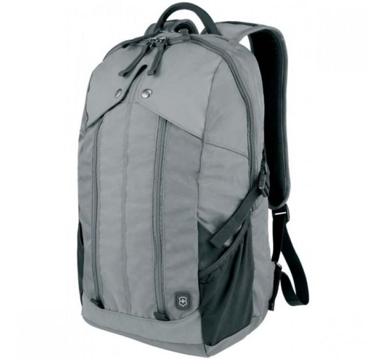 Рюкзак VICTORINOX Altmont 3.0 Slimline 15,6'', серый, нейлон Versatek™, 30x18x48 см, 27 л