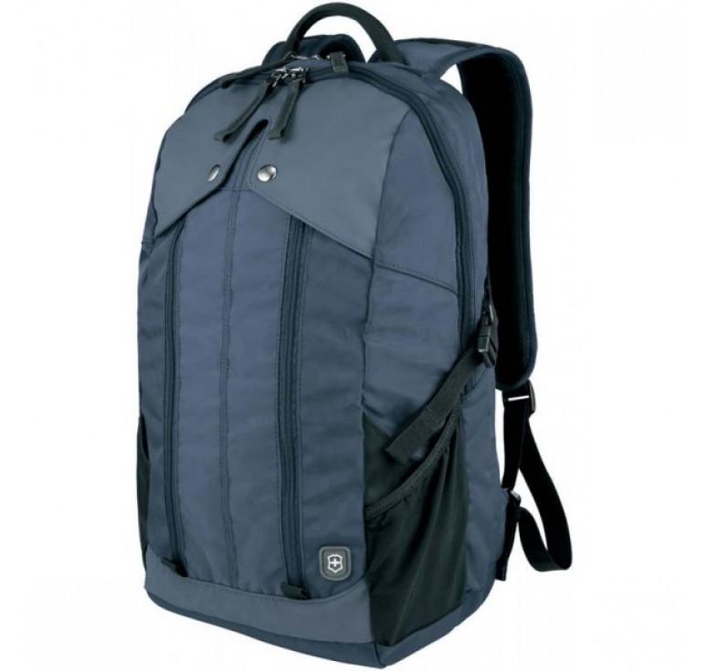 Рюкзак VICTORINOX Altmont 3.0 Slimline 15,6'', синий, нейлон Versatek™, 30x18x48 см, 27 л