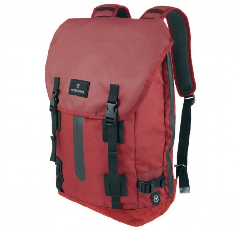 Рюкзак VICTORINOX Altmont™ 3.0, Flapover 17'', красный, нейлон Versatek™, 32x13x48 см, 19 л