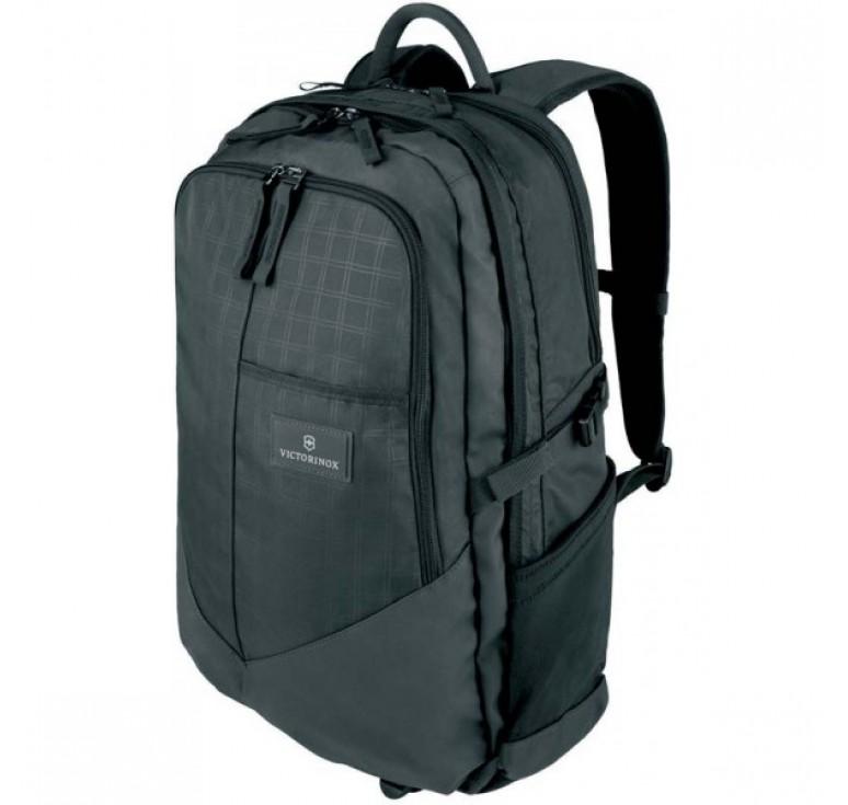 Рюкзак VICTORINOX Altmont™ 3.0, Deluxe Backpack 17'', чёрный, нейлон Versatek™, 34x18x50 см, 30 л