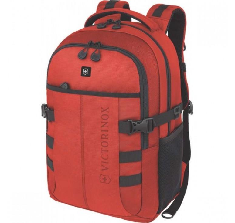 Рюкзак VICTORINOX VX Sport Cadet 16'', красный, полиэстер 900D, 33x18x46 см, 20 л