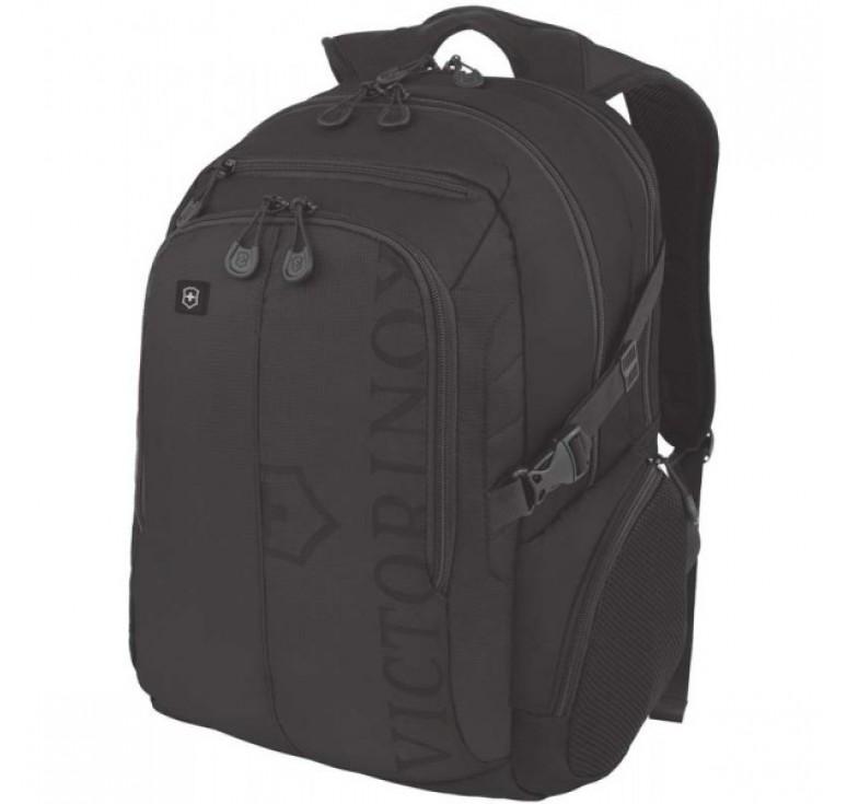 Рюкзак VICTORINOX VX Sport Pilot 16'', чёрный, полиэстер 900D, 35x28x47 см, 30 л