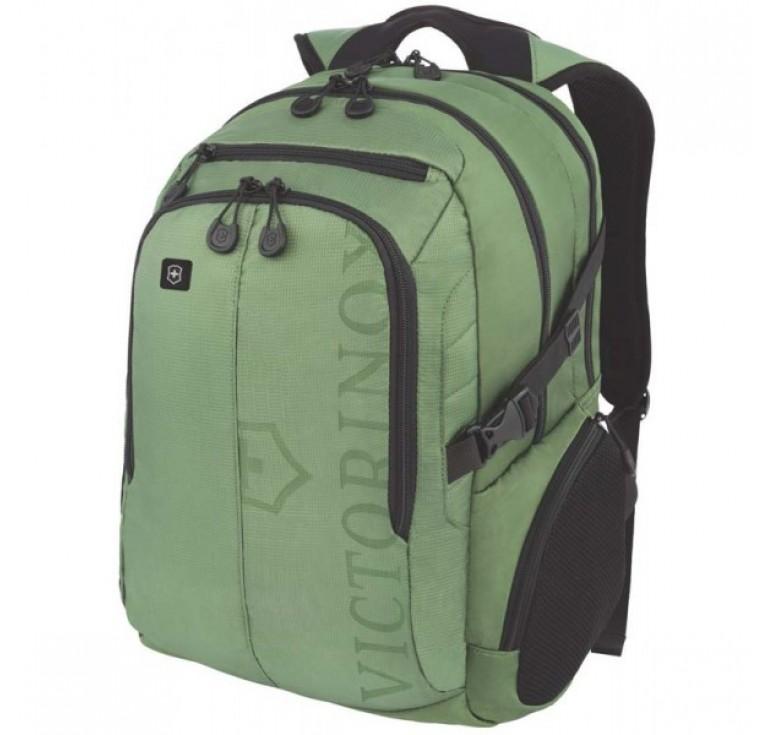 Рюкзак VICTORINOX VX Sport Pilot 16'', зелёный, полиэстер 900D, 35x28x47 см, 30 л