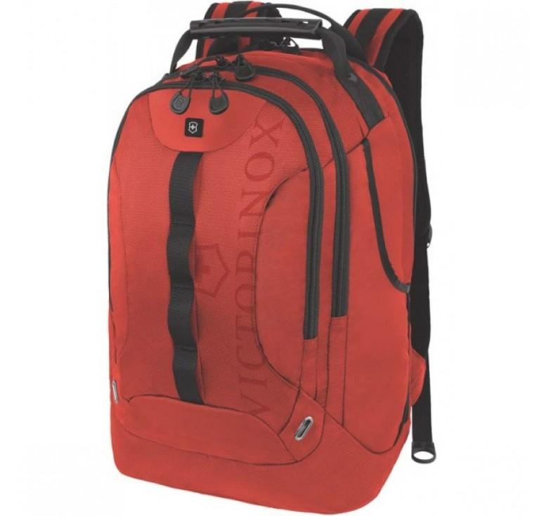 Рюкзак VICTORINOX VX Sport Trooper 16'', красный, полиэстер 900D, 34x27x48 см, 28 л