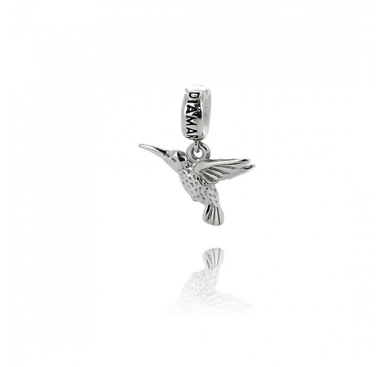 Подвеска-перлина «Колибри»