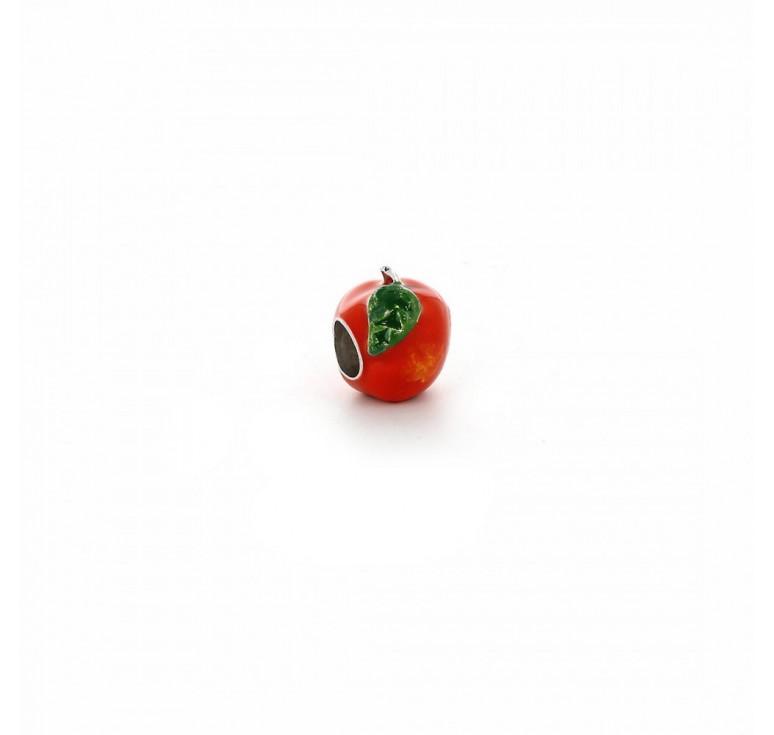 Подвеска-перлина «Спелое яблоко»