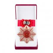 Большой Орден Юбилей 50 (красный бант, брошь)